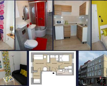 Apartament La Plaza